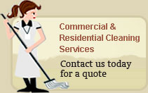 Office and Home Cleaning Quote